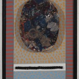 Untitled Construction, Mixed media on wood, 68.0 x 47.5 x 8.0cm, 1979.