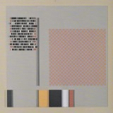 'Untitled Grey construction number 7', Acrylic, card and wood on board, 69 x 69 x 1cm, 1988. Photography: Self.