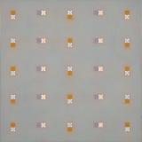 Gossamer Breeze, Acrylic on Polyester canvas, 51.0 x 51.0cm, 2019.