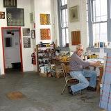 Chippendale studio, Sydney, 2008, Photography: John McLatchie.
