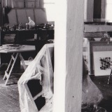 Studio: Liverpool Street, Sydney, 1987,  Photography: Self.