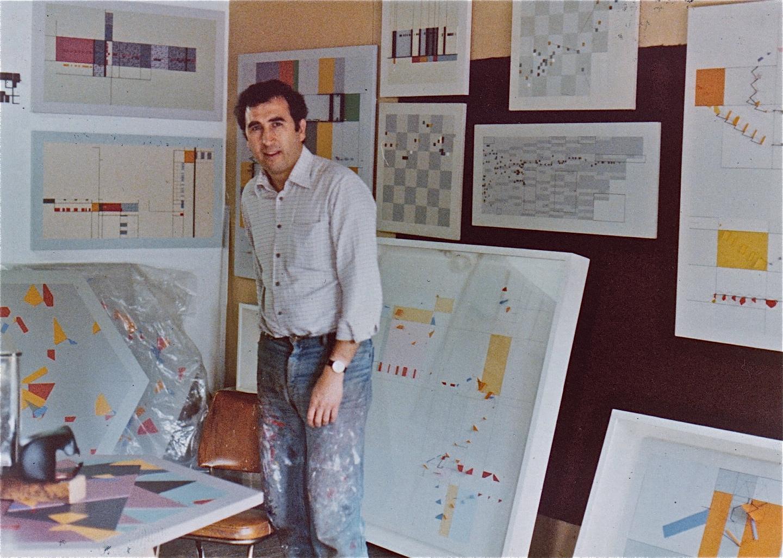 Sydney Studio 1984